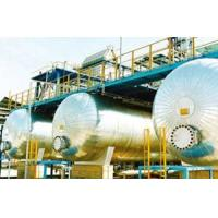 Buy cheap Light And Medium Crude Oil High Efficiency Oil-gas-water Three-phase Separator from wholesalers