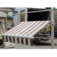 Wholesale Popular Window awnings outdoor balcony porch awning Sun Shade Aluminium Frame Canopy carport Retractable Awning A02 from china suppliers