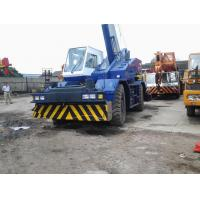 Wholesale 30T TR300M TADANO Rough terrain crane Indonesia Oman India Myanmar from china suppliers