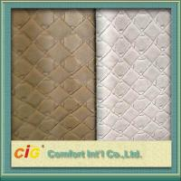 Wholesale 0.7mm Waterproof Synthetic Fake Leather Material Embossed For Bag from china suppliers