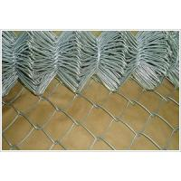 Buy cheap 2mm 2.5mm Galvanized Chain Link Fence Netting Roll With Diamond Hole 70mm * 70mm from wholesalers