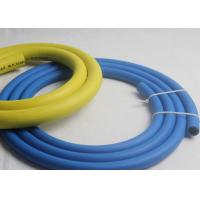 Wholesale CE ISO 2398 ID 8mm industrial air hose / black rubber hose with Fiber Braided Reinforcement from china suppliers