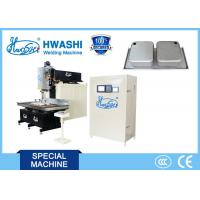 Wholesale CNC Controlled Seam Welding Machine for Domestic and Industrial Kitchen Sinks from china suppliers
