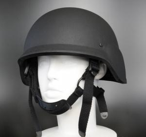 Wholesale High quality NIJ level IIIA bulletproof helmet military protection equipment Kevlar Helmet from china suppliers