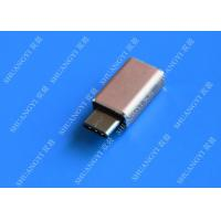 Buy cheap Laptop High Speed Mini Micro USB C to USB 3.0 Smart Aluminum Rose Gold from wholesalers
