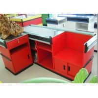 Wholesale Custom Cash Register Table Counter / Checkout Counters For Retail Stores from china suppliers