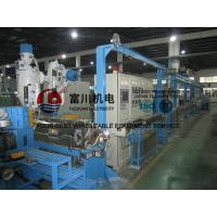 Wholesale Fuchuan PVC Extrusion Machine For Automatic Wire With Screw Dia 70mm Wire Dia 1-6mm from china suppliers
