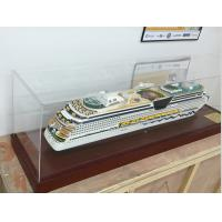 Wholesale Aida Cruises Cruise Ship Models  Composite Paint ship model from china suppliers