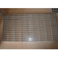 Wholesale ASTM A6 Walkway Mesh Grating Galvanized Steel Grating Floor Anti Slip from china suppliers