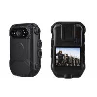 Wholesale Full HD 1080P Ambarella 4G Body Camera With TFT Display , Unique Waterproof Design from china suppliers