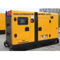 Wholesale 40kw Power Silent Type 50kVA Electirc Diesel Generator 220V / 380V , with Cummins 4BTA3.9-G2 Engine from china suppliers