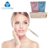 Wholesale Fosyderm 1ml Injectable Hyaluronic Acid Dermal Filler for Anti Aging Injection from china suppliers