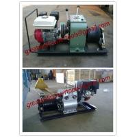 Wholesale low price Cable pulling winch, new type Powered Winches,Cable Winch from china suppliers