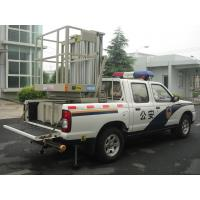 Wholesale Truck Mounted Boom Lift , Vertical Double Mast Hydraulic Elevating Platform from china suppliers