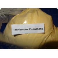 Wholesale Muscle Growth Tren Anabolic Steroid Trenbolone Enanthate Yellow Crystalline CAS 10161-33-8 from china suppliers
