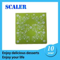 Wholesale Microwave Oven safe Green Silicone Bakeware Set  Mat for baking from china suppliers