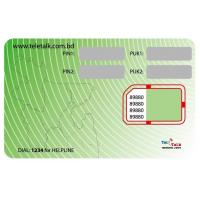 Wholesale Printed Telecom SIM Card for GSM Prepaid and Postpaid services with STK menu from china suppliers