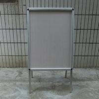 Wholesale Portable Metal Display Rack  / poster stand with powder coating from china suppliers