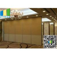 Wholesale Sliding Aluminum Sliding Doors Acoustic Office Movable Partition Panel from china suppliers