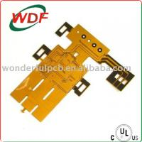 Wholesale Phone FPC gold flex from china suppliers