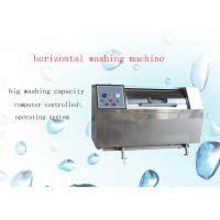 Wholesale Heavy Duty Industrial Horizontal Washing Machine 35kg - 100kg For Laundry from china suppliers