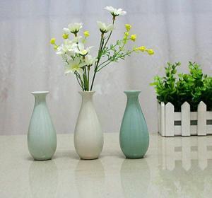 Quality beautiful ceramic vase,procelain vase,it's pure hand,flower vase for sale