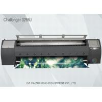 Wholesale Solvent Large Format Inkjet Printing Machine Simple Easy Operation Challenger 3286J from china suppliers