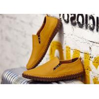High End Trendy Comfortable Casual Shoes Hand Sewing Rubber Outsole Material