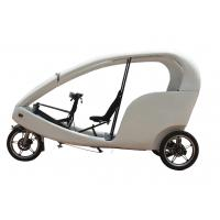 Wholesale 800w Brushless Motor Electric Tricycle Battery powered with pedals from china suppliers