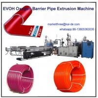 Wholesale Pipe production machine for EVOH oxygen barrier pipes Factory supplier China from china suppliers