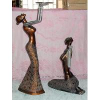 Quality Bronze ballet dancing girl sculpture for sale