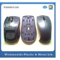 Wholesale OEM Electronic Plastic Parts / Plastic Injection Molded Parts for Computer Mouse Case from china suppliers