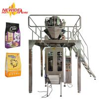 Wholesale Full Automatic Pet Food Packing Machine With Electric Weighing from china suppliers