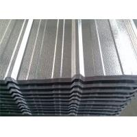 Wholesale Aluminum 3003 / 1100 Industrial Corrugated Roofing Sheets For Construction from china suppliers