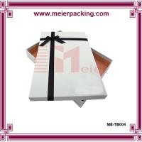 Wholesale Custom paper box for T-shirt, durable paper gift box ME-TB004 from china suppliers