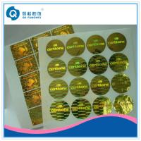 Wholesale Tamper Evident Custom Hologram Stickers from china suppliers