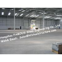 Wholesale High Strength Prefabricated Industry Steel Building For Warehouse Workshop from china suppliers
