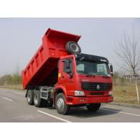 Wholesale Ten Wheel Dump Truck Heavy Duty Dump Truck Thickness Bottom 8mm from china suppliers