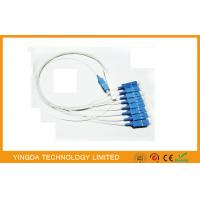 Wholesale 1 x 8 Fiber Optic PLC Splitter from china suppliers