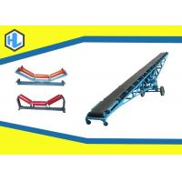 Wholesale Horizontal Industrial Straight Conveyors Belts Machine Long Distance Conveying from china suppliers