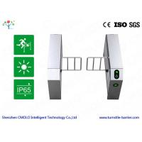 Wholesale Security Entrance Outdoor Turnstiles with High / Low Temperature , AC100-240V from china suppliers