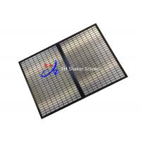 Wholesale FSI5000 Composite Shale FSI Shaker Screen For Oil Drilling Fluids Service from china suppliers
