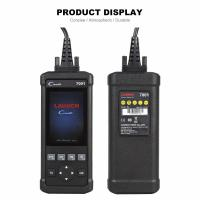 Wholesale Launch Creader 7001F Full Launch Diagnostic Tools Full OBD2 Funtions Scanner with EPB/BMS/DPF/SAS/BLEEDING ,Oil Reset from china suppliers