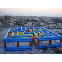 Wholesale Square Interactive Maze Games, Inflatable Labyrinth Games For Sale from china suppliers