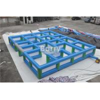 Wholesale Professional Inflatable Obstacle Course / Inflatable Maze For Laser Tag from china suppliers