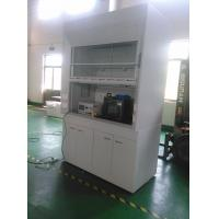 Quality Standard Horizontal Flammability Tester DC Power With Large Observation Window for sale