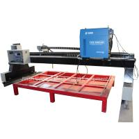 Wholesale Gantry Plasma Gutting Machine Flame Cutting Machine from china suppliers
