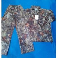 Wholesale Breathable and Fashionable Rain Jacket with Pant from china suppliers