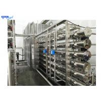 Wholesale SS316L Storage Purified Water System In Pharmaceutical Industry Pure Water Filtration Purification System from china suppliers