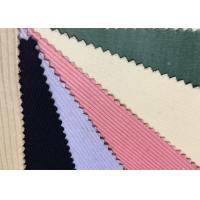 Wholesale Colorful Spandex Stretch Corduroy Fabric Material 6w 8w 9w 11w from china suppliers